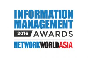i-Sprint Information Management Awards 2016
