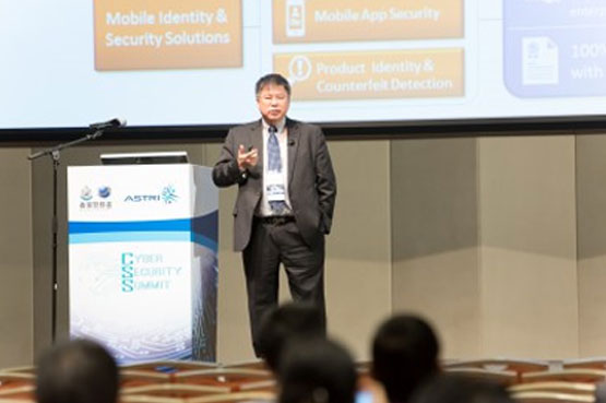 i-Sprint cybersecurity-summit-2016 Hong Kong
