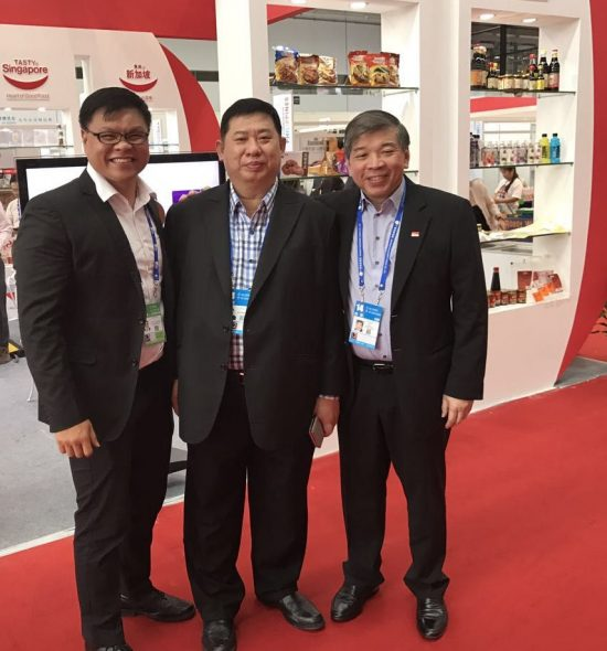 i-Sprint AccessReal China Asean Expo 2017 Showcase