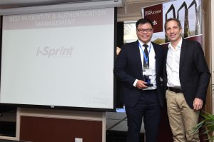 i-Sprint Won Enterprise Innovation Award 2017