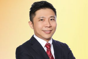 Eric Tang (Senior Director of Professional Services)