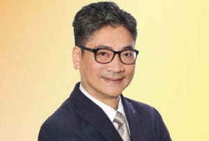 Jackson Ngan (Vice President of Sales and Channel for Asia Pacific)